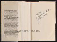 9w017 JONATHAN WINTERS signed hardcover book '87 Stories & Observations for the Unusual!