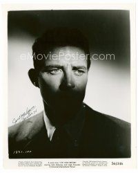 9z257 JOCK MAHONEY signed 8x10 REPRO still '74 cool moody portrait from I've Lived Before!