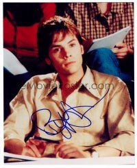 9z235 BARRY WATSON signed color 8x10 REPRO still '02 portrait of the star from Sorority Boys!
