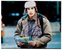 9z254 JASON BIGGS signed color 8x10 REPRO still '01 waist-high portrait of the star from Loser!
