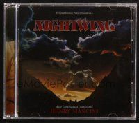 9z302 NIGHTWING limited collector's edition soundtrack CD '09 original score by Henry Mancini!