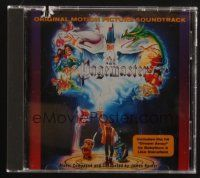 9z305 PAGEMASTER soundtrack CD '94 original score by James Horner, Babyface, and Lisa Stansfield!