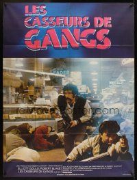 1b022 BUSTING French 1p '74 Elliott Gould & Robert Blake, different design by Jouineau Bourduge!