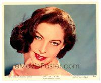 1m025 AVA GARDNER color 8x10 still #11 '57 sexiest super close up from The Little Hut!