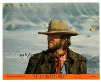 1m047 CLINT EASTWOOD 8x10 mini LC #1 '76 head & shoulders portrait from Outlaw Josey Wales!