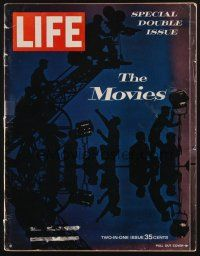 1p111 LIFE MAGAZINE magazine December 20, 1963 special double issue about The Movies!