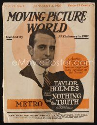 1p076 MOVING PICTURE WORLD exhibitor magazine January 3, 1920 D.W. Griffith, Douglas Fairbanks