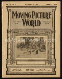 1p073 MOVING PICTURE WORLD exhibitor magazine November 4, 1916 Vampires, Mary Pickford & more!