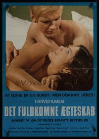 1r042 IDEAL MARRIAGE German '70 Gunther Stoll, Eva Christian, intimate ecstasy!