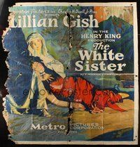 1s105 WHITE SISTER 6sh '23 Lillian Gish thinks her soldier fiance has died & she becomes a nun!