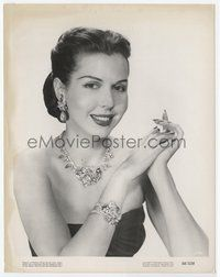 2a023 ANN MILLER 8x10.25 still '56 the beautiful dancer wearing lots of jewelry!