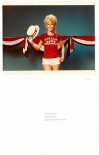 2a042 BARBARA EDEN TV color 8x10 still '70s starring in the Harper Valley PTA show!