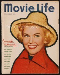 2e122 MOVIE LIFE magazine February 1953 Doris Day from By the Light of the Silvery Moon!