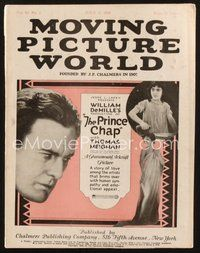 2e094 MOVING PICTURE WORLD exhibitor magazine July 17, 1920 Paramount & Goldwyn campaign bound in!