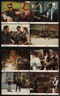 2g034 ADVENTURES OF FORD FAIRLANE 8 color 11x14 stills '90 Andrew Dice Clay, Wayne Newton!
