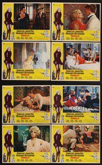 2g067 ARABELLA 8 LCs '68 James Fox, sexy Virna Lisi, Terry-Thomas, Margaret Rutherford