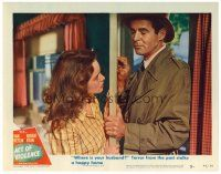 2j024 ACT OF VIOLENCE LC #5 '49 Robert Ryan lets himself in to find Janet Leigh's husband!