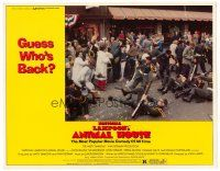 2j044 ANIMAL HOUSE LC R79 John Landis classic, 10,000 marbles cause lots of trouble!