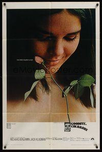 2p291 GOODBYE COLUMBUS 1sh '69 Richard Benjamin, Jack Klugman, Ali MacGraw is a virgin!