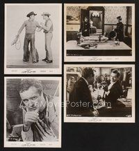 2r042 COWBOY 21 8x10 stills '58 Glenn Ford & Jack Lemmon in a western movie that has no corn!