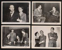 2r075 CRIMINAL LAWYER 13 8x10 stills '51 alcoholic Pat O'Brien, sexy Jane Wyatt!