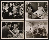 2r058 DESIGNING WOMAN 16 8x10 stills '57 great images of Gregory Peck & sexy Lauren Bacall!