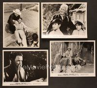 2r032 DEVIL AT 4 O'CLOCK 25 8x10 stills '61 cool images of Spencer Tracy & Frank Sinatra!