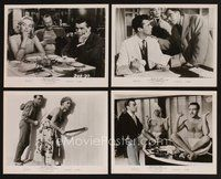 2r043 DOCTOR AT LARGE 21 8x10 stills '57 images of Dirk Bogarde, sexy Muriel Pavlow!