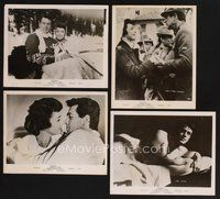 2r023 FAREWELL TO ARMS 30 8x10 stills '58 romantic iamges of Rock Hudson & Jennifer Jones!