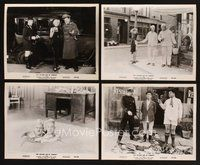 2r030 GOLDEN AGE OF COMEDY 26 8x10 stills '58 Laurel & Hardy, Jean Harlow, winner of 2 Oscars!
