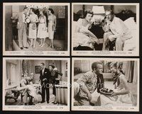 2r013 HOLIDAY FOR LOVERS 37 8x10 stills '59 Jane Wyman, Gary Crosby & Carol Lynley in Brazil!