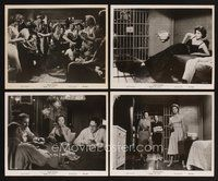 2r039 I WANT TO LIVE 23 8x10 stills '58 great images of Susan Hayward as Barbara Graham!