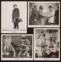 2r024 LAST ANGRY MAN 30 8x10 stills '59 Paul Muni is a dedicated doctor from slums exploited by TV!