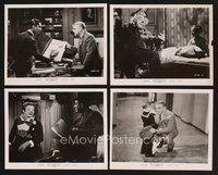 2r048 MAN OF A THOUSAND FACES 19 8x10 stills '57 images of Cagney as Chaney w/different costumes