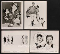 2r003 MERRY ANDREW 73 8x10 stills '58 many great images & art stills of Danny Kaye & Pier Angeli!