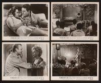 2r073 NAKED & THE DEAD 14 8x10 stills '58 sexy dancer Lili St. Cyr, Aldo Ray in World War II!