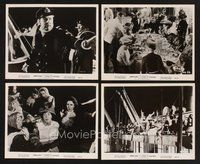 2r025 NIGHT TO REMEMBER 30 8x10 stills '59 Kenneth More, Ronald Allen, Titanic tragedy!