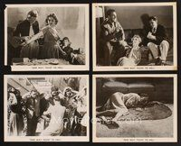 2r053 ONE WAY TICKET TO HELL 18 8x10 stills '52 the story of teen-age dope madness, drug classic!