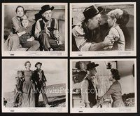 2r036 PROUD REBEL 24 8x10 stills '58 Alan Ladd w/son David Ladd + Olivia de Havilland!