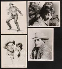 2r004 SHEEPMAN 63 8x10 stills '58 Glenn Ford & sexy Shirley MacLaine portraits + cool art stills!