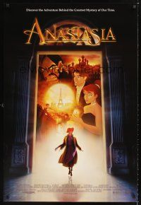 2y077 ANASTASIA DS 1sh '97 Don Bluth cartoon about the missing Russian princess!