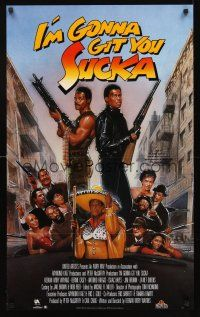 Watch Im Gonna Git You Sucka Online  1988 Movie  Yidio