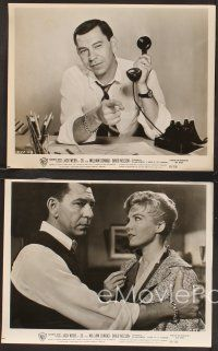 3j045 -30- 17 8x10 stills '59 Dragnet's Jack Webb is the editor of a major metropolitan newspaper!