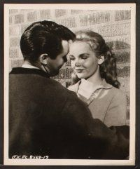 3j063 BECAUSE THEY'RE YOUNG 15 8x10 stills '60 great images of young Dick Clark, Tuesday Weld!