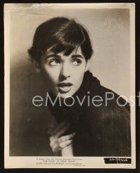3j007 DIARY OF ANNE FRANK 36 8x10 stills '59 Millie Perkins as Jewish girl in hiding in WWII!