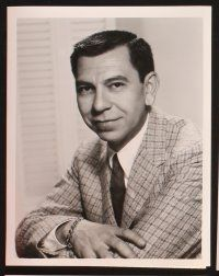 3j029 G.E. TRUE 21 TV 7x9 stills '62 director & host Jack Webb, from True magazine stories!
