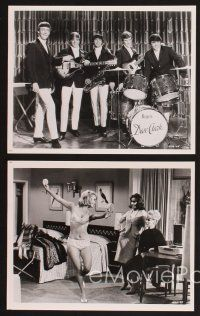 3j068 GET YOURSELF A COLLEGE GIRL 15 8x10 stills '64 Mary Ann Mobley, Nancy Sinatra, Dave Clark 5!