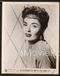 3j008 HELEN MORGAN STORY 36 8x10 stills '57 Paul Newman, pianist Ann Blyth, her songs, and her sins!