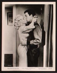 3j057 HIGH SCHOOL CONFIDENTIAL 16 8x10 stills '58 sexy Mamie Van Doren is a teacher's nightmare!