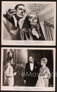 3j018 HOUSE OF 1000 DOLLS 25 8x10 stills '67 Vincent Price, Martha Hyer, traffic in human flesh!